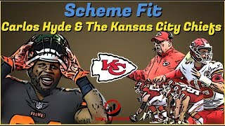 Fantasy Football 2019 - Scheme Fit: Carlos Hyde and The Kansas City Chiefs