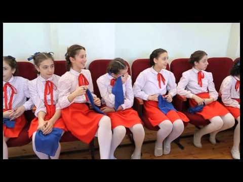 Конкурс военно-патриотической песни «Я люблю тебя, Россия»