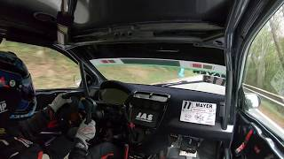 Hill Climb Cividale 2019 Chris Andre Mayer HondaCivic Type R Gruppe A