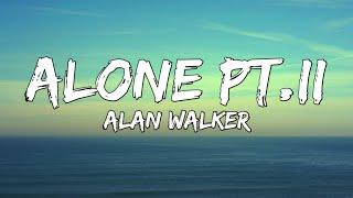 Alan Walker & Ava Max - Alone, Pt.II (Lyrics) Resimi