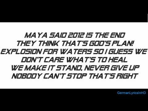 Mike Candys - 2012 If The World Would End | Lyrics on Screen Full HD 1080p HQ