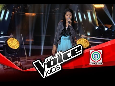 """The Voice Kids Philippines Sing Offs """"No Air"""" by Kyle"""