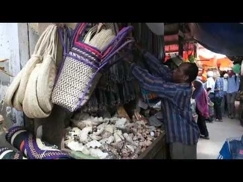 Darajani Market, Stone Town, Zanzibar, Tanzania