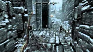 The Elder Scrolls V: Skyrim Ep. 34 - Blood on the Ice and the Spilled Flower Basket - PC HD 720P