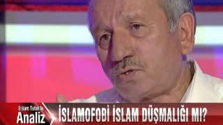 ERKAM TUFAN ISLAMOFOBI ÖMER FARUK HARMAN