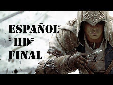 Assassin's Creed 3 | Final En Español * HD * | GUIA Walkthrough/Gameplay (XBOX 360/PS3/PC)