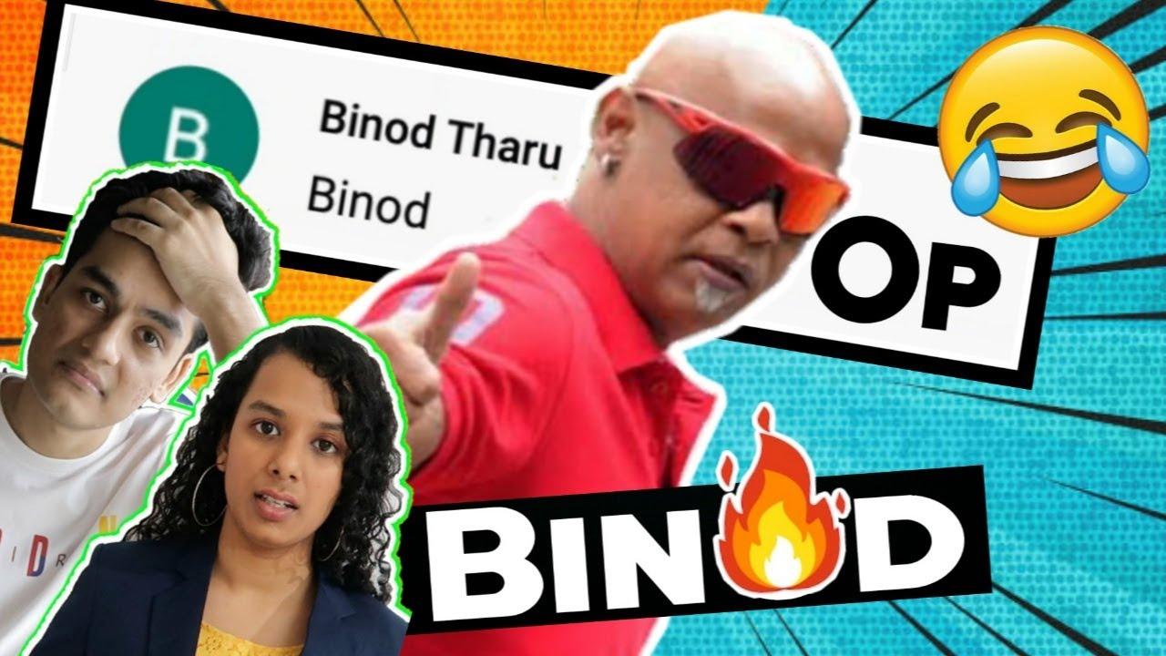 Who Is Binod ? | Binod | Binod Op | Est Entertainment