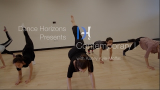 UBC Dance Horizons Classes: Contemporary 1   Karley Kyle-Moffat   Spring 2017