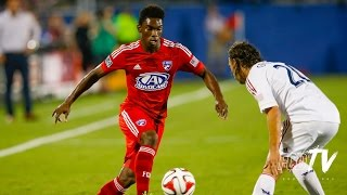 FC Dallas vs. Real Salt Lake First Half Highlights 8/22/14 | FCDTV