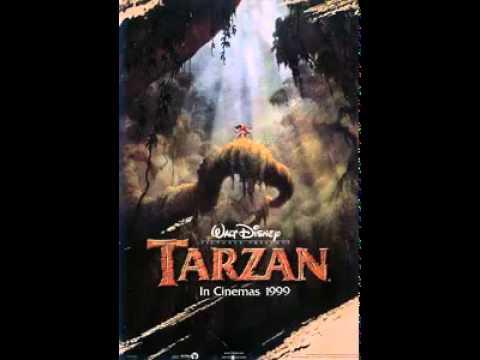 Tarzan Soundtrack Son Of Man