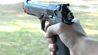 How To Shoot a Beretta .22 Conversion