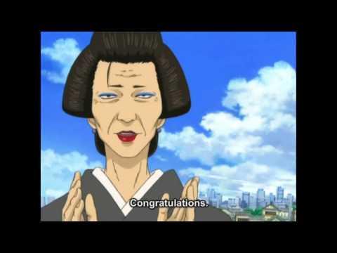 ぎんたま Gintama - Congratulations