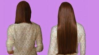 видео Длинные волосы без челки