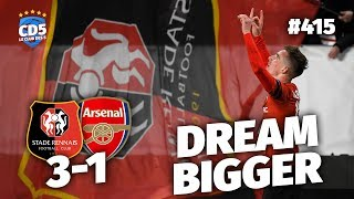 Rennes vs Arsenal (3-1) LIGUE EUROPA - Débrief / Replay #415 - #CD5