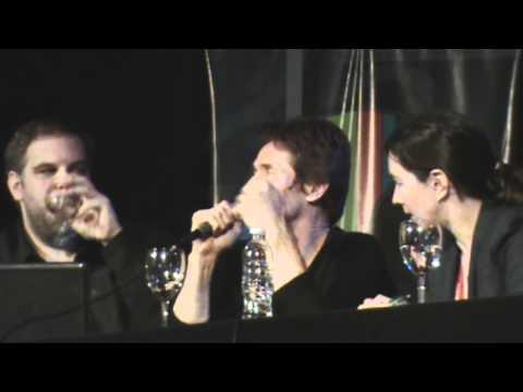 Charlas con Maestros - Willem Dafoe