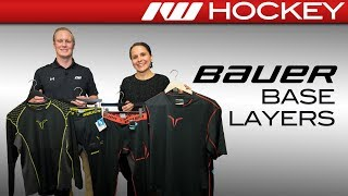 Bauer Hockey Base Layer Insight // Premium & Core Lines