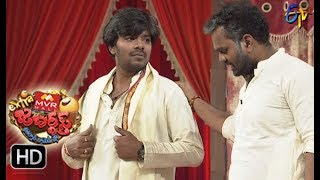 Sudigaali Sudheer Performance | Extra Jabardasth | 24th November 2017 | ETV Telugu