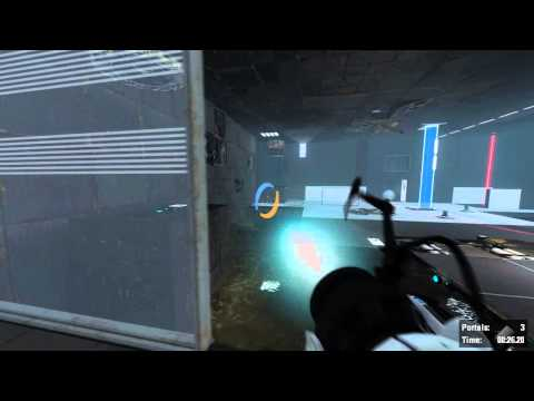 Portal 2 | Column Blocker 40.15 - Lemon
