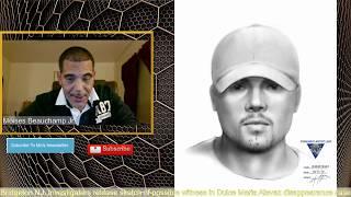 Bridgeton NJ release sketch of possible witness in Dulce Maria Alavez disappearance case