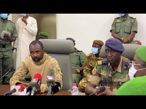 African union suspends Mali over military coup