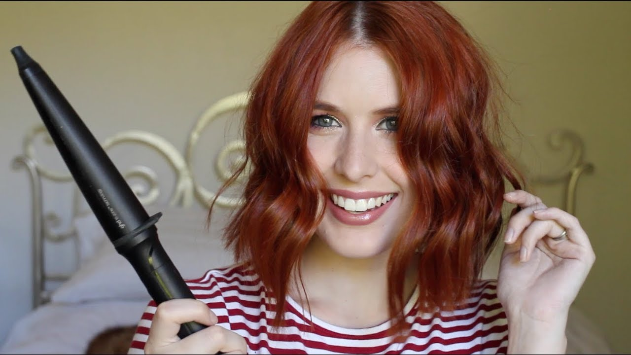 how to create wavy hair with ghd