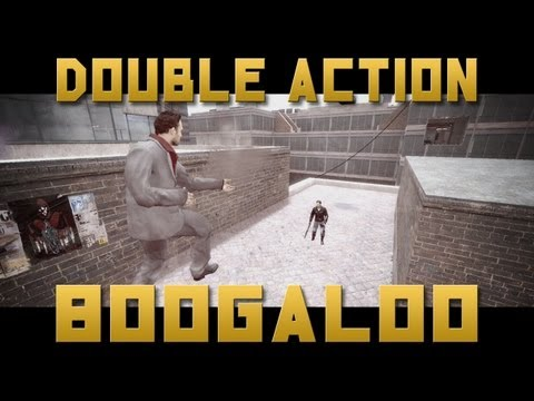 Double Action: Boogaloo (w/ Gassy, Diction, Goldy, Nanners & Sark) [#2]
