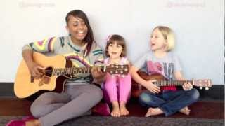 Hold Me/Headphones medley by Jamie Grace feat. Ukulele Mandi & Olivia (JG and Britt Nicole cover)
