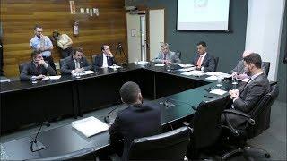 Engenheiro indicado para presidir Aresc é sabatinado em comissão