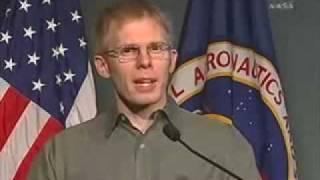 John Carmack (Armadillo Aerospace) at NASA HQ