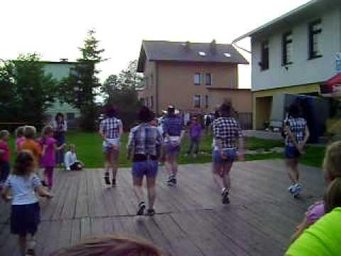 Taniec kowbojski 4.06.2011.