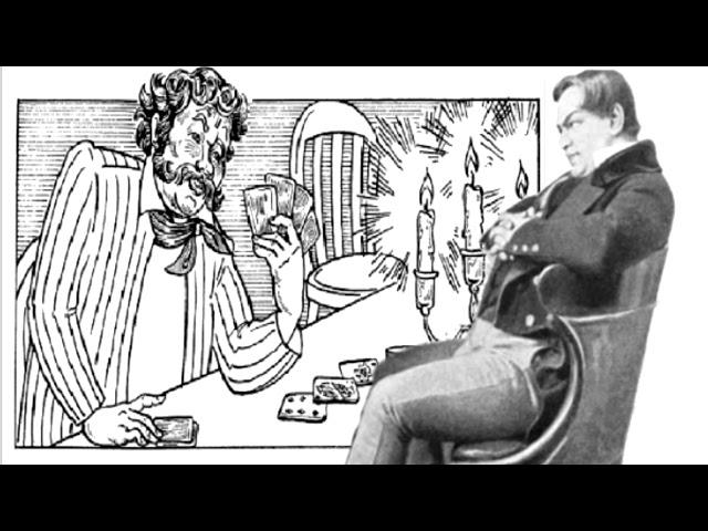 Изображение предпросмотра прочтения – «Читаем классику» читают отрывок изпроизведения «Мертвые души. Чичиков у Ноздрева» Н.В.Гоголя