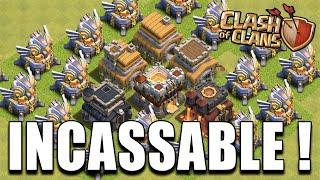 Les Meilleures Bases Rush GDC HDV 7 à 11 | Clash Of Clans FR
