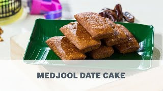 Medjool Date Cake Recipe - Cooking with Bosch