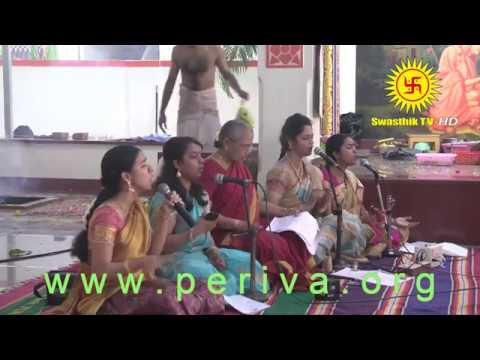 Kanchi Periva Forum Bhajan Group: June 2019