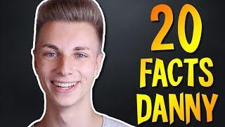JSEM V NEBI! - 20 Faktů (Danny)