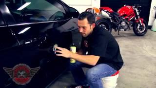 Jak odstranit Grafity z laku auta - Chemical Guys