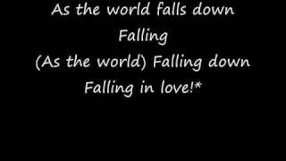 David Bowie - As The World Falls Down!* With Lyrics!*