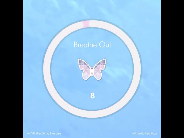 4-7-8 Breathing Technique - Ocean