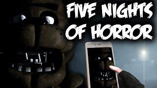 FIVE NIGHTS OF HORROR - MARKIPLIER EASTER EGG!