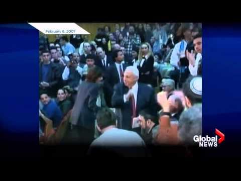 Former Israeli Prime Minister Ariel Sharon Dead At 85