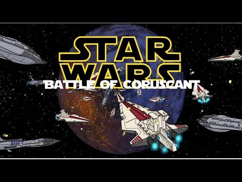 Star Wars: Angriff auf Coruscant (Clone Wars) - Battle of Coruscant