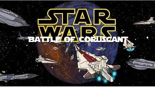 Star Wars: Angriff auf Coruscant (Clone Wars) - Battle of Coruscant