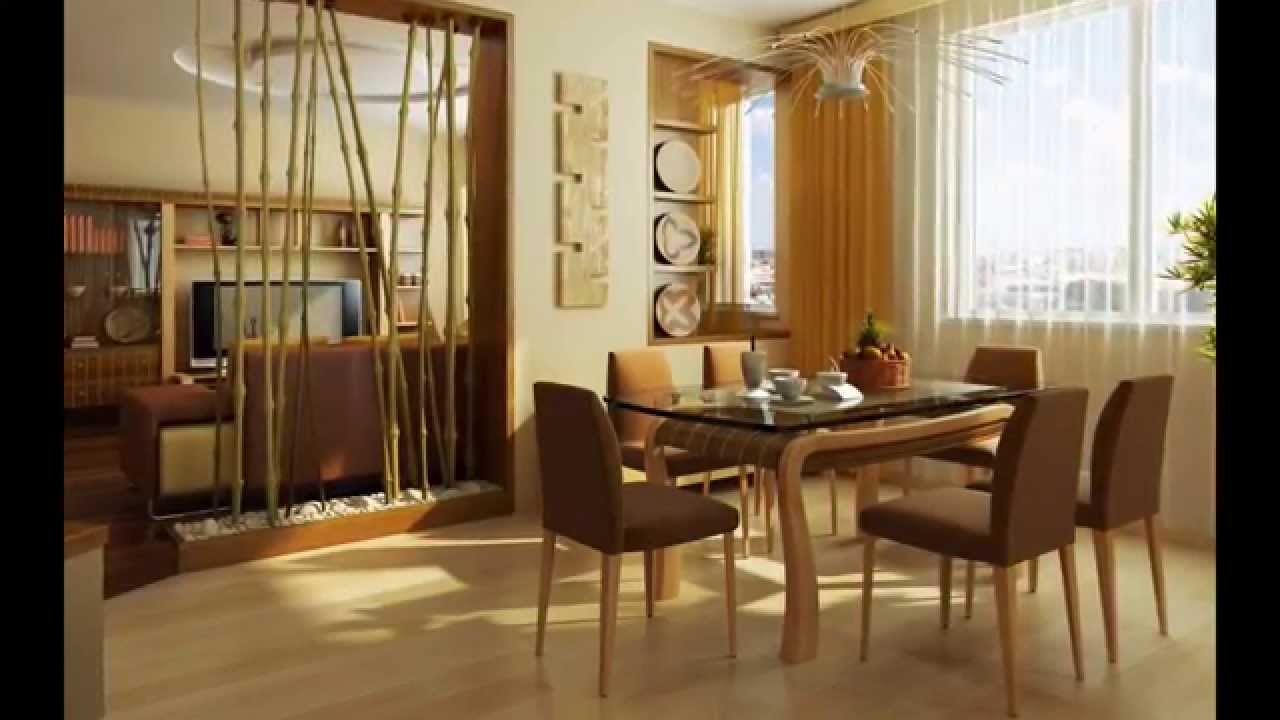 Best latest dining room designs india with modern and for Small dining hall decoration