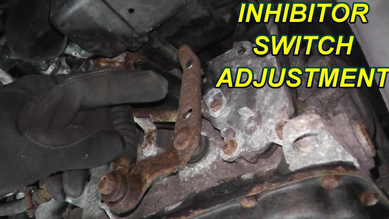 How To Adjust An Inhibitor Switch Youtube