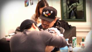 motorcycle builder james kim tattoo -Patriarch- .