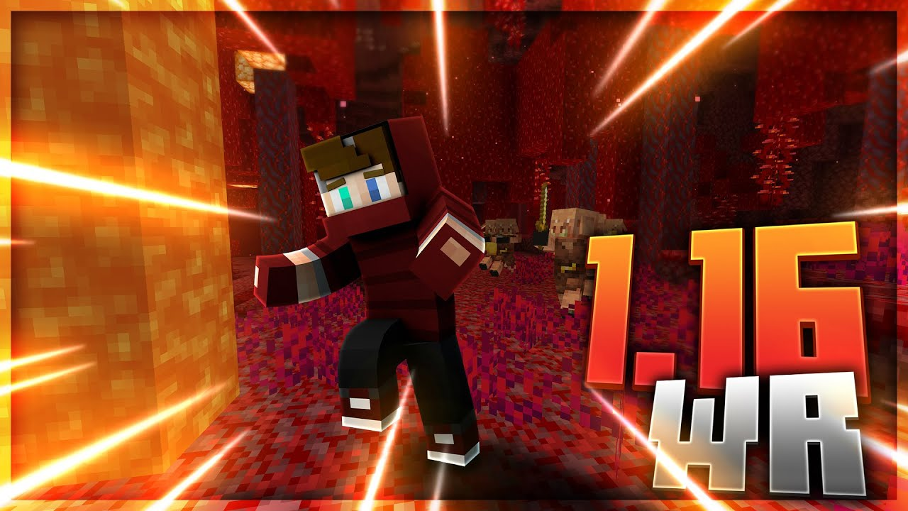 Minecraft 11.111 Speedrun World Record [11:11]  Random Seed Glitchless