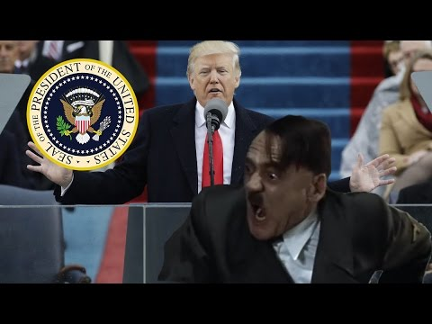 Hitler reacts to Trump's Inaugural