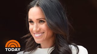 How Meghan Markle Will Celebrate Her 38th Birthday | TODAY