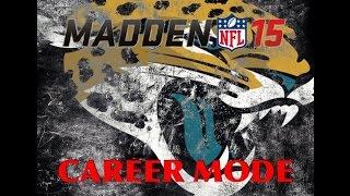 MADDEN 15 CAREER MODE Zack Michaels #1