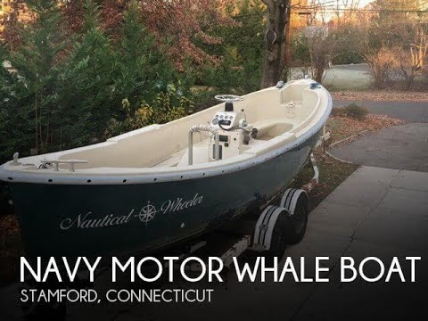 Used 1987 Navy Motor Whale boat 26 for sale in Stamford, Connecticut